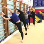 adult gymnastics banner