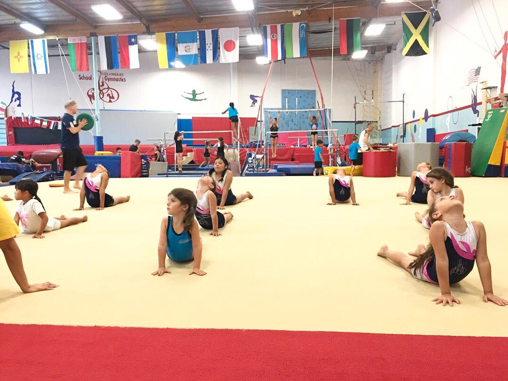Culver City best school of gymnastics for kids and teens of all ages and skill levels.